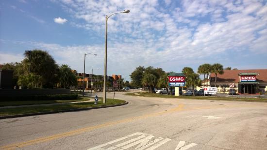 Orlando Continental Plaza Hotel: frente