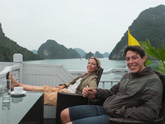 VietnamStay: Remanso de paz en Bahía de Halong