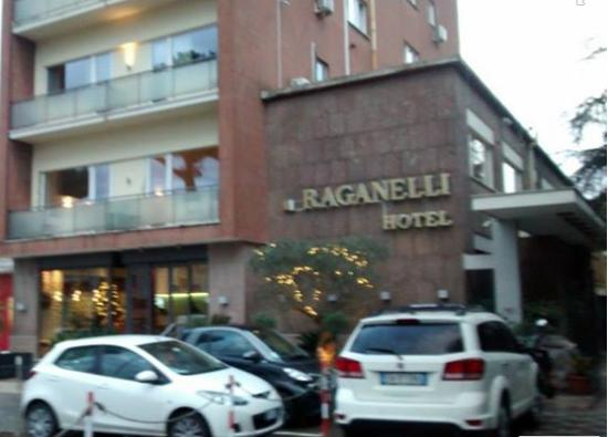 Raganelli Hotel Outside View Of The