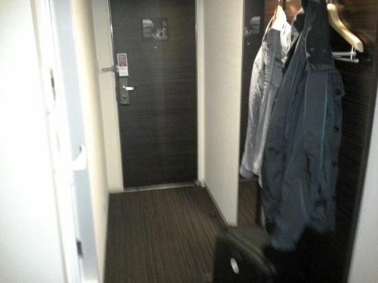 Hotel MyStays Ochanomizu : Zimmer 2