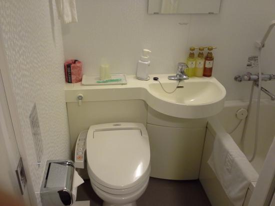 Wc Mit Dusche wc dusche picture of hotel mystays ochanomizu chiyoda tripadvisor