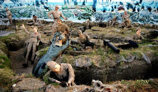 Canakkale Turkey  City new picture : eceabat şehitlik Picture of Gallipoli Battlefield, Eceabat ...