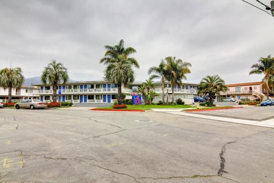 モーテル 6 サンタ バーバラ - ビーチ