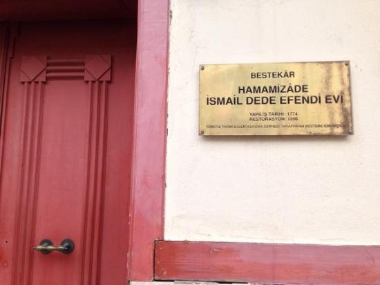 The House of Ismail Dede