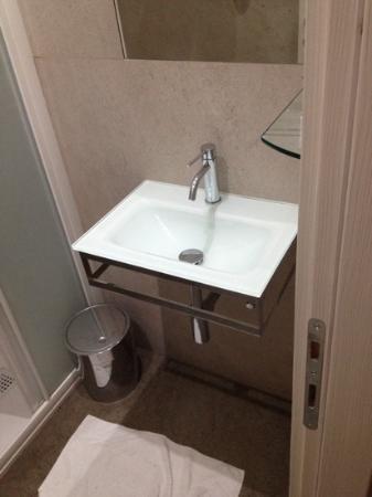 Hotel Ariston: bagno