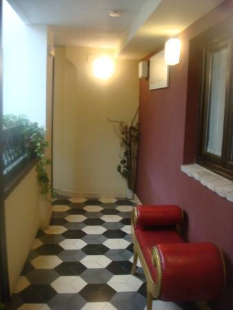 Hospederia Alma Andalusi: Hall