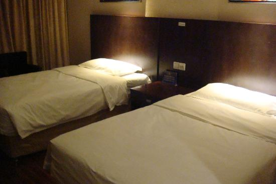 Henan Business Hotel: Business Double Room