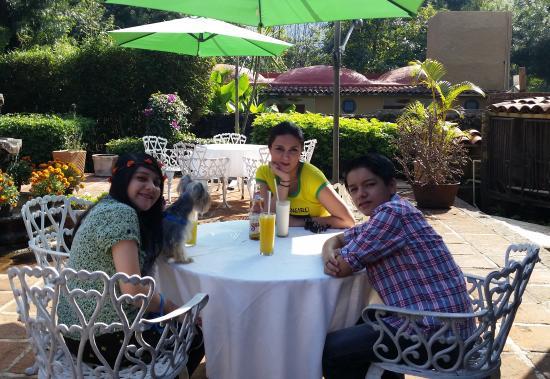 Hotel Amatlan de Quetzalcoatl : El compartir en familia lo hace fabuloso