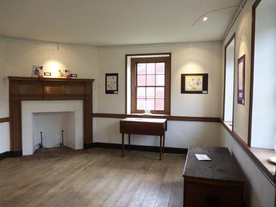Historic Sugartown: William Garrett House