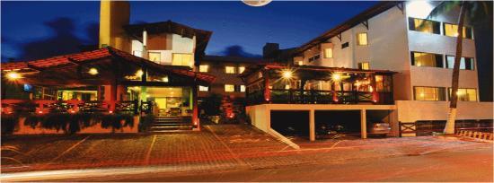 Hotel Costeiro: Entrada