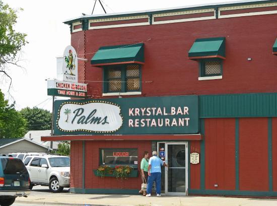 Palms Krystal Bar & Grill: Palm's Krystal Bar