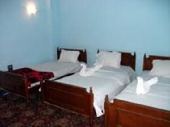 Qena, Egypt: room