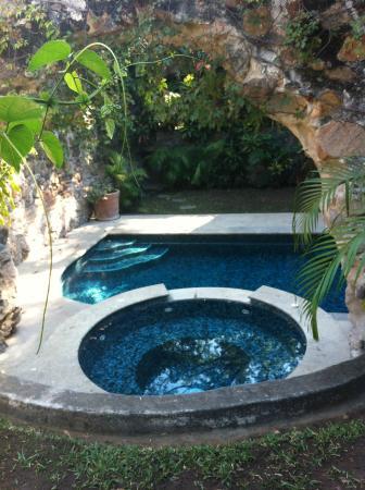 Hacienda San Gabriel de las Palmas : Habitación La Alamanda