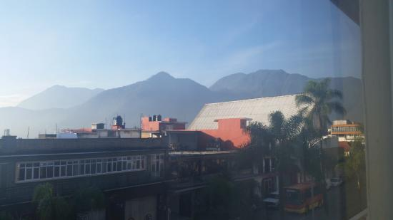 Mision Orizaba: Una perfecta vista desde las habitaciones