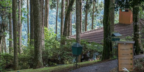 Kuriuwa Hotel: Charmosos Caminhos