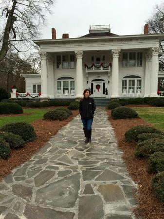 Covington, GA: Can you guess who's house this was? (Tour Question)
