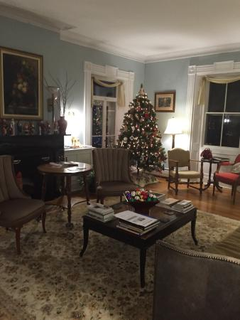 Federal House Inn: Beautifuly decorated