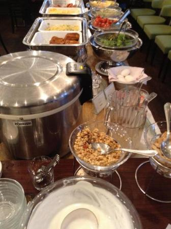 Plaza Hotel Premier: 朝食
