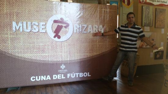 Museo del futball-Orizaba