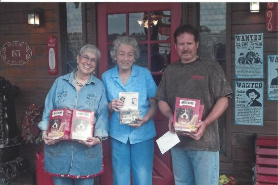 """Fort Cody Royal Palace Restaurant: As Milk-Bone says """"It's Good to Give"""" supporting pet rescue."""