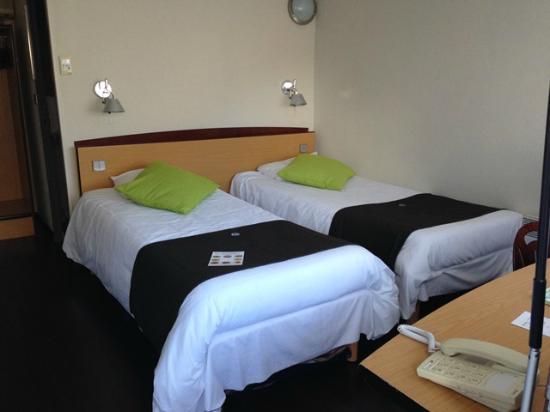 Campanile Saumur: Chambre