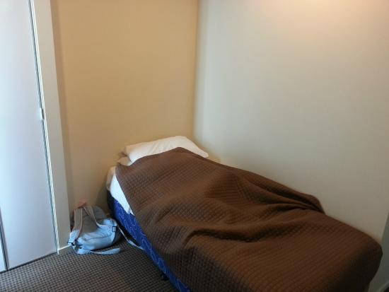 Proximity Apartments Manukau : 2nd bedroom of Room 1603