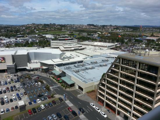 Proximity Apartments Manukau : View from Room 1603