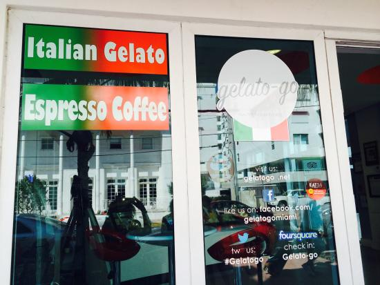 Gelato-go South Beach : view2