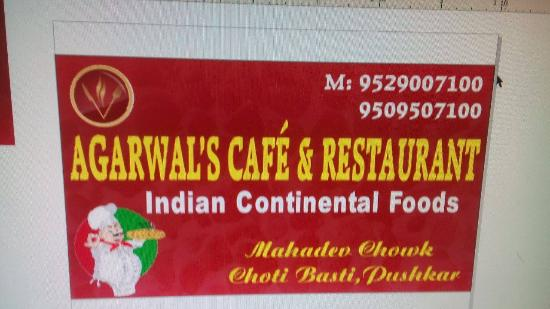 agrawal's cafe & restaurant