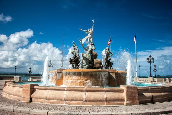 Paseo De La Princesa San Juan Puerto Rico Review