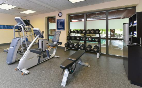 Hampton Inn Chicago-Carol Stream: Fitness Center