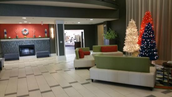Holiday Inn Express Hotel & Suites Festus - South St. Louis: lobby