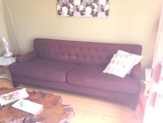 Los Feliz Lodge : Sweet couch