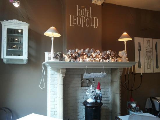 Leopold: sala colazione