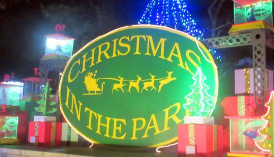 Christmas in the Park - at Plaza de Cesar Chavez Park, San Jose, Ca (2014)