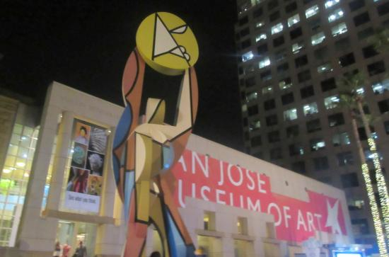 San Jose Museum of Art, San Jose, Ca