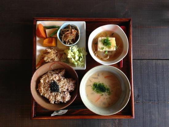 Aisunao : 定食風です