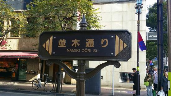 Namiki-dori: Namiki Dori