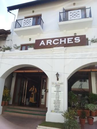 Hotel Arches : Arches hotel