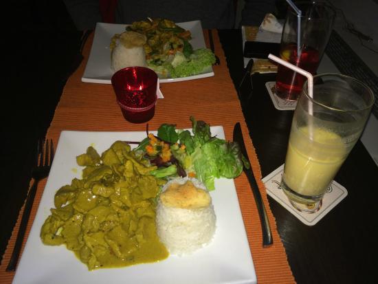 Restaurant Serai: Rendang Daging