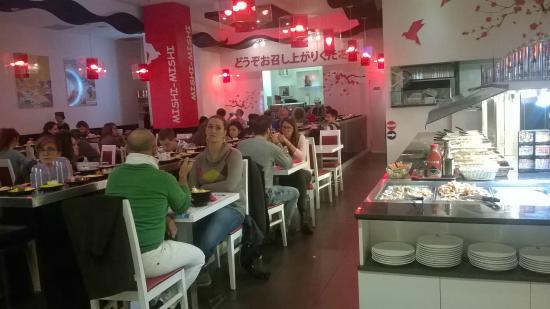 Mishi Mishi 12 Sas di Lin Xiaoyu & c.