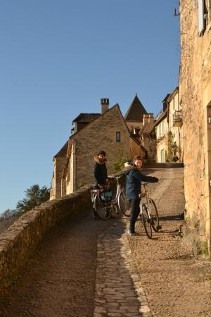 Bike Bus : Beynac