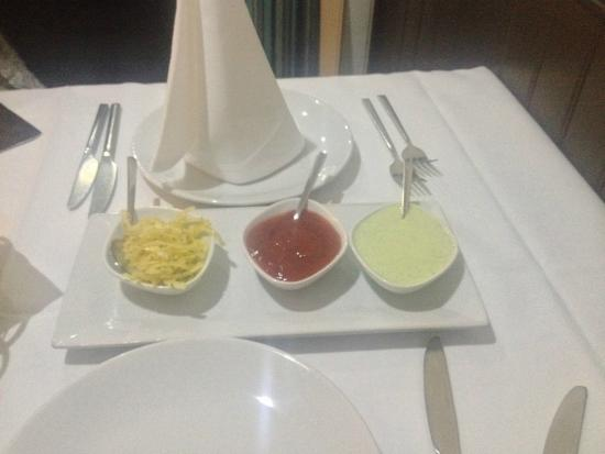 Punjabi Rasoi: Really nice sauces
