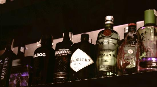 Gastroteca Vinoteca Noah: Gin glub noah