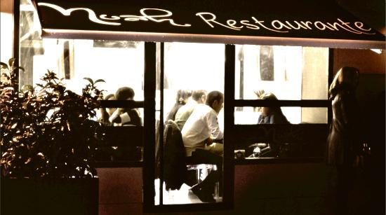 Gastroteca Vinoteca Noah: Exterior Restaurante Noah