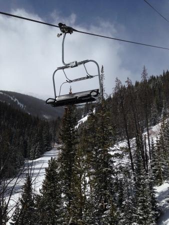 Snowshoe Mountain Resort : Now here is a real resort