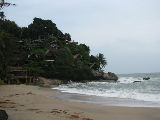 Hat Sadet Beach: Пляж