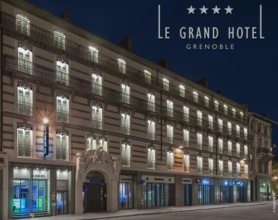 Grand Hotel Grenoble Centre