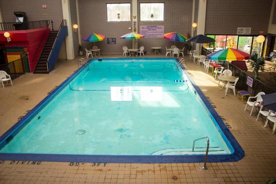 Americas Best Value Inn-Saginaw South: Pool at ABV Inn, Saginaw