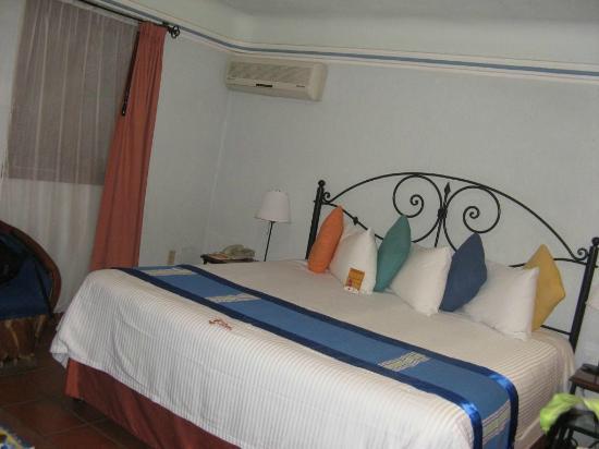 Hotel Boutique Parador San Miguel Oaxaca: Bedroom